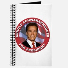 Arnold Schwarzenegger for President Journal