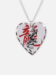 dragon40light Necklace
