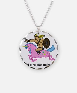 Real Men Necklace