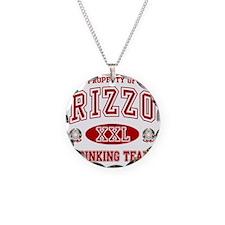 Rizzoi Italian Drinking Team Necklace