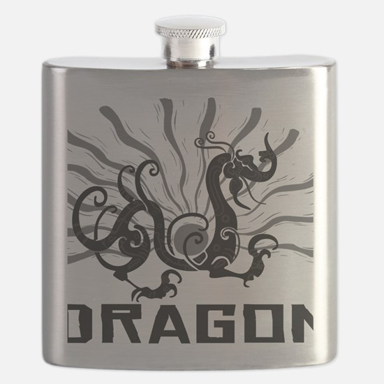 dragon38red Flask