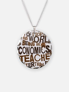 economicsteacherbrown Necklace
