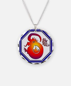 dragon36light Necklace