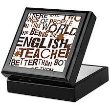 englishteacherbrown Keepsake Box