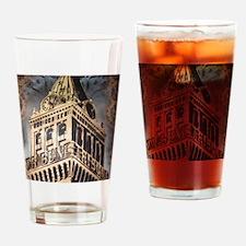 TRIBUNE LARGE Drinking Glass