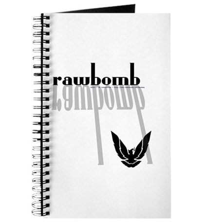 Raw Bomb Journal