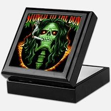 StoneToTheBone Keepsake Box