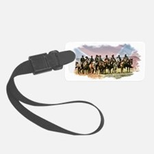Confederate Cavalry Luggage Tag