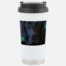 BlackLabLapTop Stainless Steel Travel Mug
