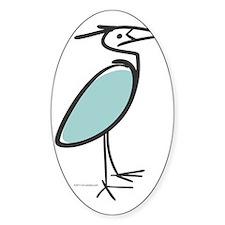 heron Decal