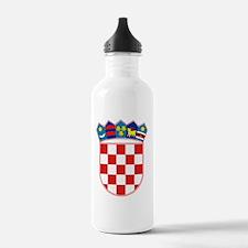7x7-Arms_Croatia Water Bottle