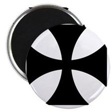 5x5-Cross-Pattee-Heraldry Magnet