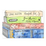 Jane austen Postcards