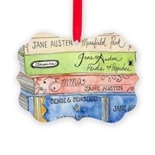 janeaustenbooks Picture Ornament