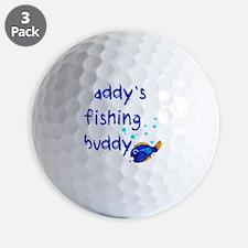 Daddys_fishing_buddy Golf Ball