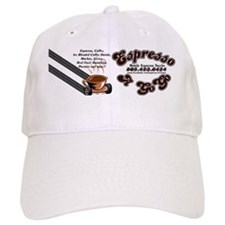 EAGG11h_bumpersticker Baseball Cap