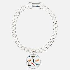 Marine Animals-10x10_app Bracelet