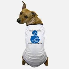 breastfeeding copy Dog T-Shirt