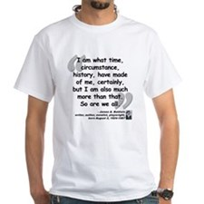 Baldwin More Quote Shirt