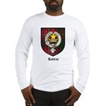 Rattray Clan Crest Tartan Long Sleeve T-Shirt