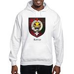 Rattray Clan Crest Tartan Hooded Sweatshirt