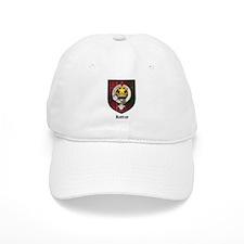 Rattray Clan Crest Tartan Baseball Cap