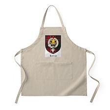 Rattray Clan Crest Tartan BBQ Apron