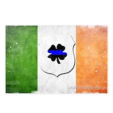 Irishcop copy16 Postcards (Package of 8)
