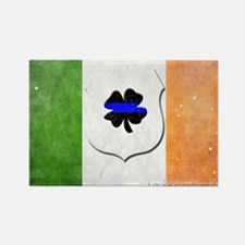 Irishcop copy16 Rectangle Magnet
