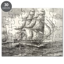 23x35_largePoster_USSconstitution Puzzle