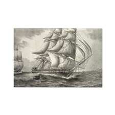 23x35_largePoster_USSconstitution Rectangle Magnet