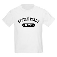 Little Italy NYC Kids T-Shirt
