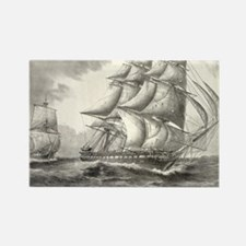 16x20_smallPoster_USSconstitution Rectangle Magnet