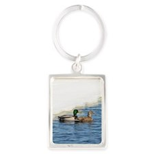 ornament_oval22   6 Portrait Keychain