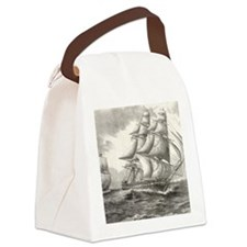 11.5x9_CalendarPrint_USSconstitut Canvas Lunch Bag