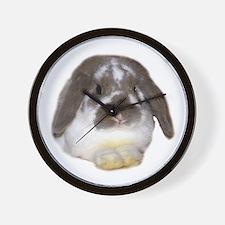 """Bunny 1"" Wall Clock"