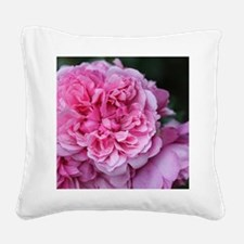 pinkperfection_10x10 Square Canvas Pillow