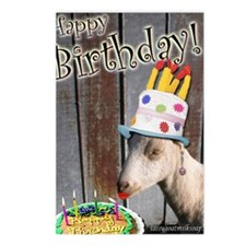 Happy Birthday from Ruby  Postcards (Package of 8)