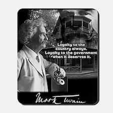 TwainPrint Mousepad