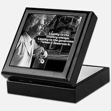 TwainPrint Keepsake Box