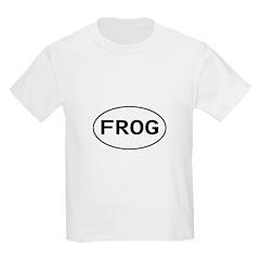 FROG - Knitting - Crocheting T-Shirt