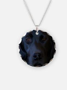 BlackLab12x9SmFr Necklace