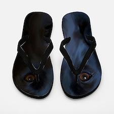 BlackLab23x35 Flip Flops