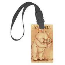 wp Luggage Tag
