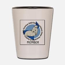 1membershiplogoframe Shot Glass