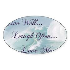 wall_peel_oval5 Decal