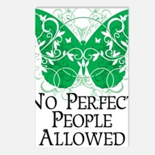 No-Perfect-People-Allowed Postcards (Package of 8)