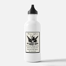 The Greatest Danger Water Bottle
