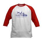 CAMPUS_KIDS_JPG_veritcal_logo Baseball Jersey