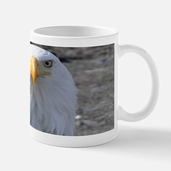 Bald Eagle Provider of Strength Mug